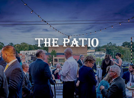 Private Events - The Patio at Harvey's Restaurant & Bar - Saratoga Springs, NY